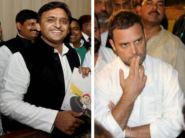 SP, Congress finally seal alliance for UP polls