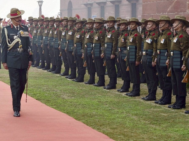 General Dalbir Singh, Indian Army