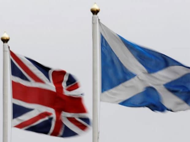 Scottish lawmakers back independence referendum call in Brexit defiance