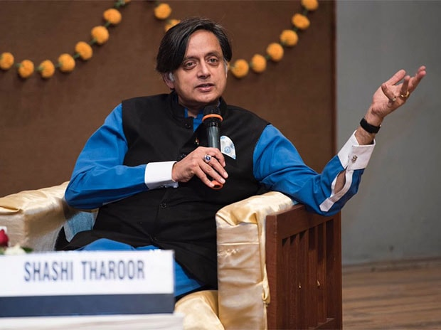 Congress MP Shashi Tharoor. Photo: Twitter (@ShashiTharoor)