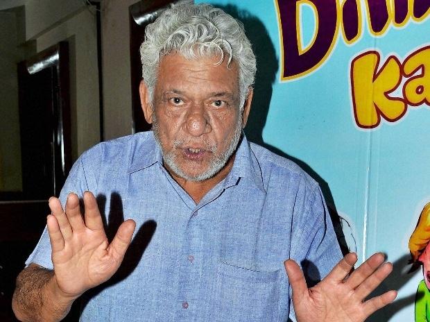 File picture of veteran actor Om Puri