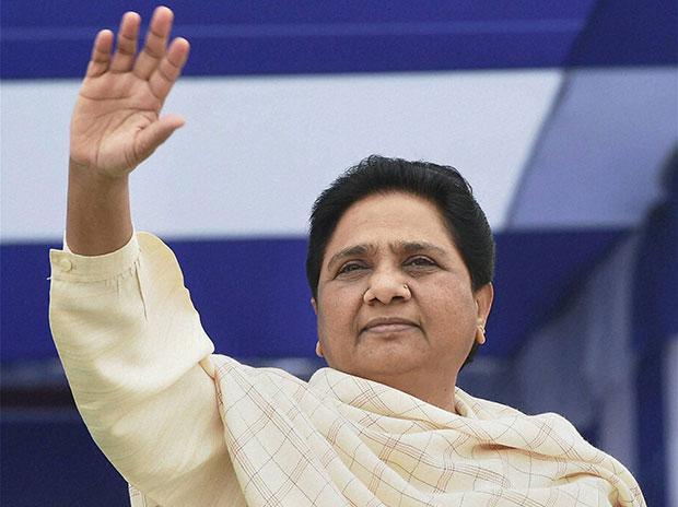 Bahujan Samaj Party Chief Mayawati. Photo: PTI