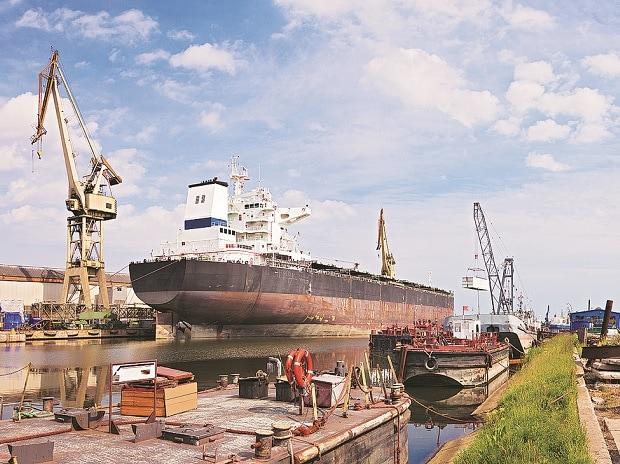 Essar Ports' Q1 cargo handling up 12% on heightened activity of Essar Steel