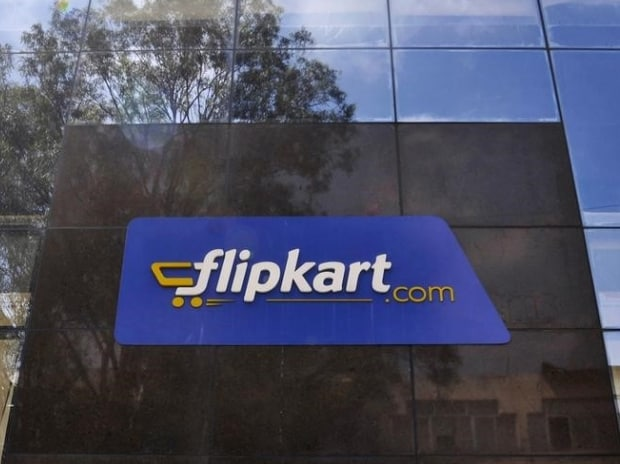 The logo of India's largest online marketplace Flipkart is seen on a building in Bengaluru (Photo: Reuters)