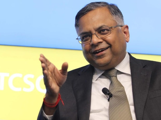 N Chandrasekaran. Photo: Kamlesh Pednekar
