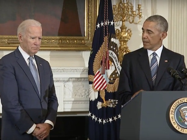 Barack Obama, Joe Biden, Medal of Freedom, White House