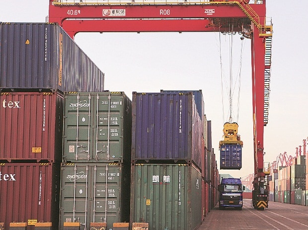 Trading not allowed under export oriented unit scheme