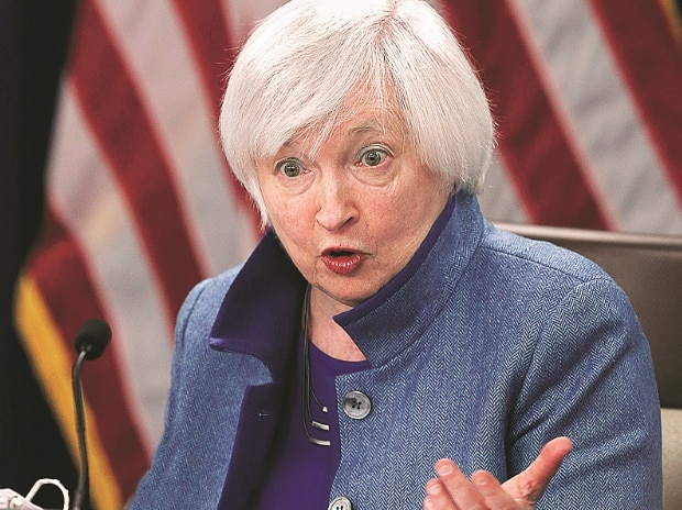 Janet Yellen, US Federal Reserve, economy