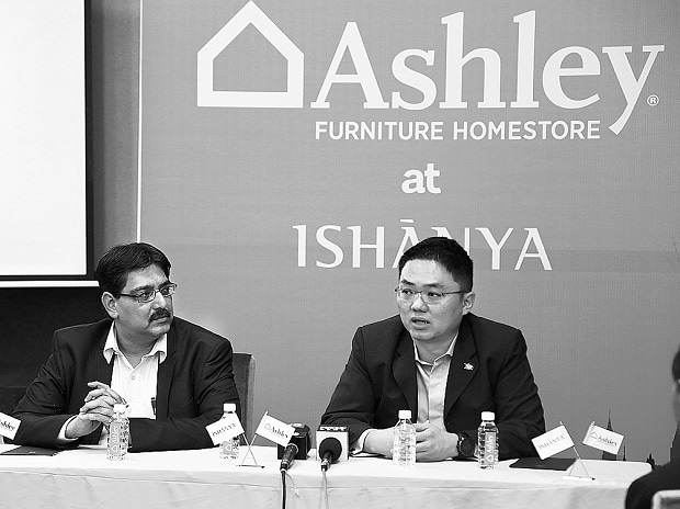 Wisconsin Based Ashley Furniture Industries Has Tied Up With Deepak  Fertilisersu0027 Ishanya Property For