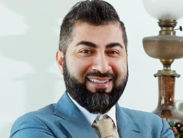 Alireza Moghaddam, chairman, AMIDT Group