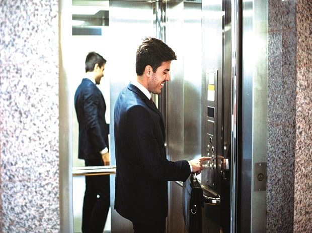 Technology is the key differentiator in elevators. Johnson says it is ahead of peers here. Photo: istock
