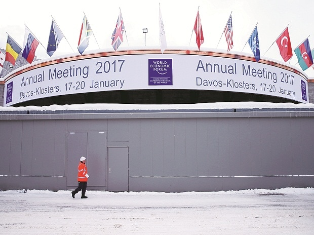 World Economic Forum, Davos, WEF