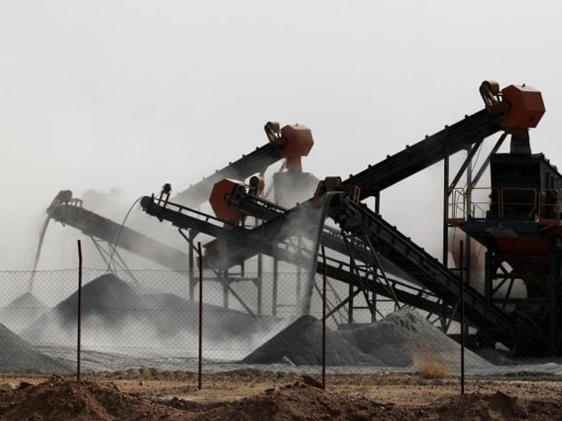 Generic image for Mining. Photo: Reuters