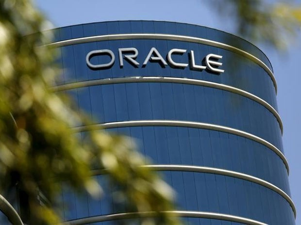 US tech giant Oracle Corp
