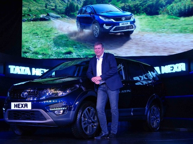 Tata Motors launches Hexa at Rs 12 lakh
