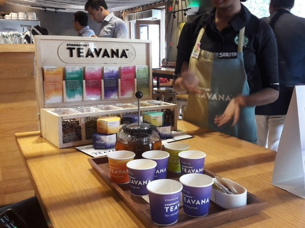 Auto Finance Companies >> Starbucks unveils Teavana in India; keeps pricing competitive | Business Standard News