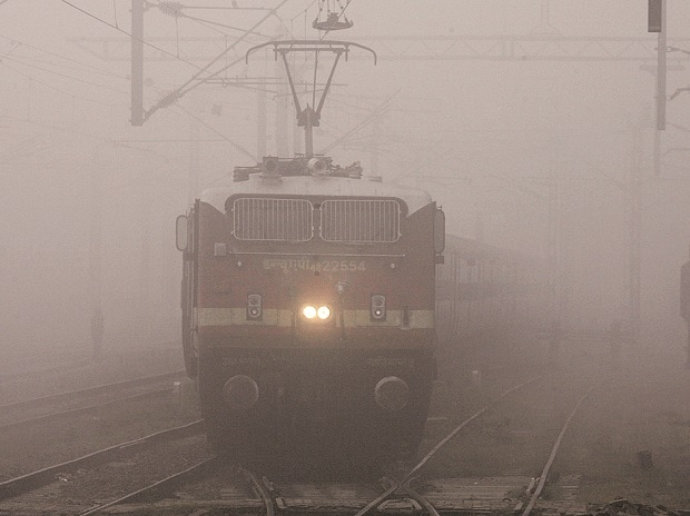 18 trains cancelled, 43 delayed as dense fog disrupts services in Delhi