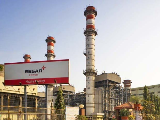 essar, power, plant, industry