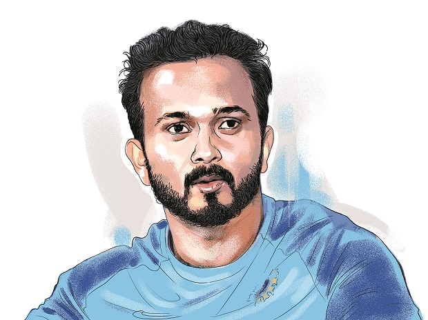 Newsmaker: Kedar Jadhav, the cricketer who is committed to his craft
