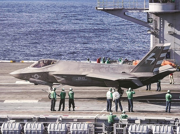The F-35 has drawn fire from US President-elect Donald Trump who has made lowering prices for military equipment a pillar of his transition into office
