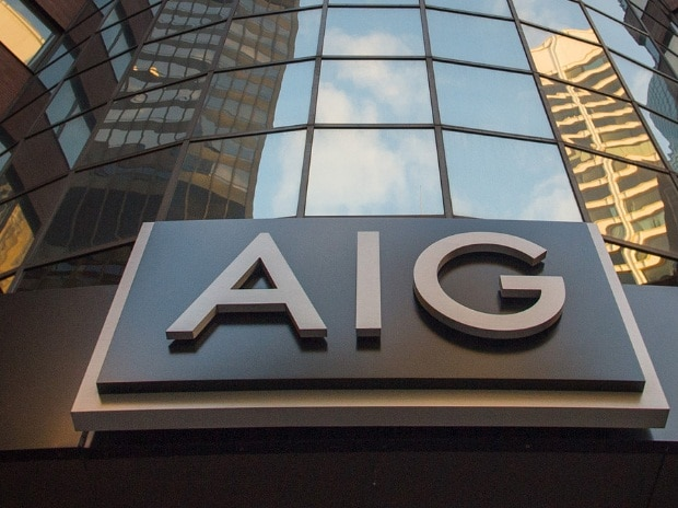 AIG sees uncertainty in 'too-big-to-fail' label for insurers-filing