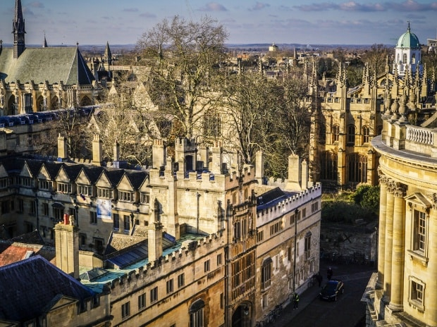 Oxford, college