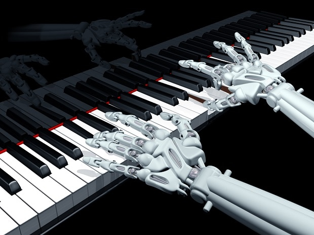Having machines write music is not new. Now tech giants are also getting involved in the drive to produce computer-generated scores