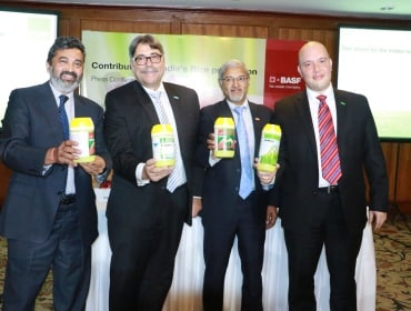 BASF launches crop protection products for rice in Hyderabad