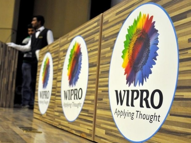Wipro top gainer, up 3% after company announces bonus issue