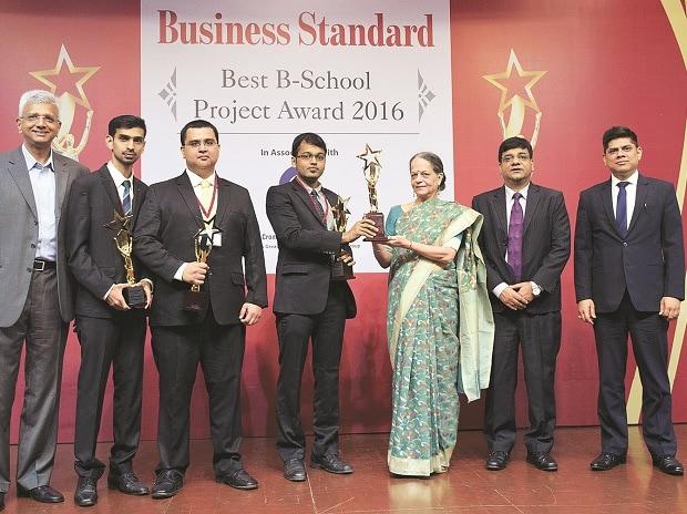 Business Standard, business, IIT-Kharagpur