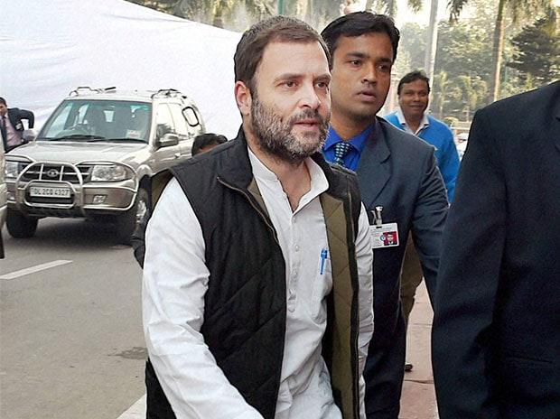 Congress Vice President Rahul Gandhi. Photo: PTI
