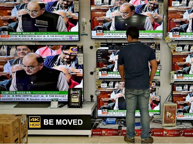 'GST on track', Jaitley leaves excise, service tax unchanged
