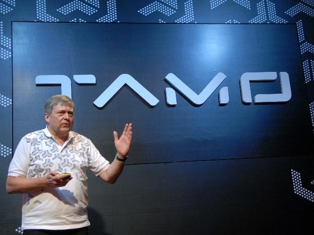 Tata Motors, TAMO, Guenter Butschek