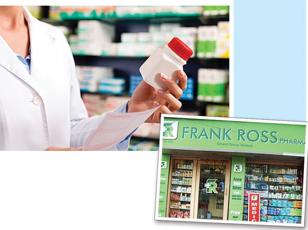 Emami is looking to expand its chain of pharmacies and offer the Rosscare brand of products across multiple retail channels