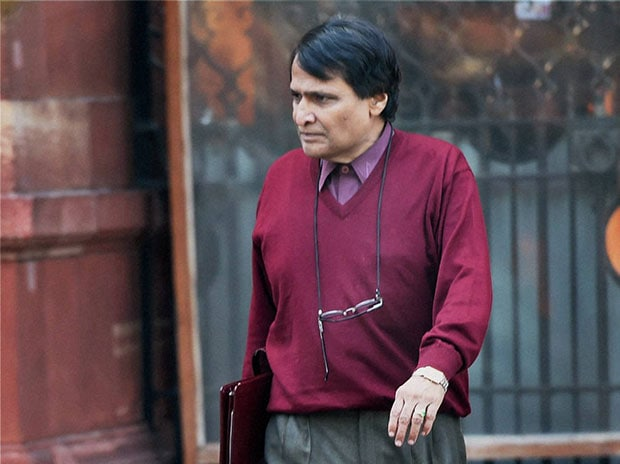 Suresh Prabhu. Photo: PTI