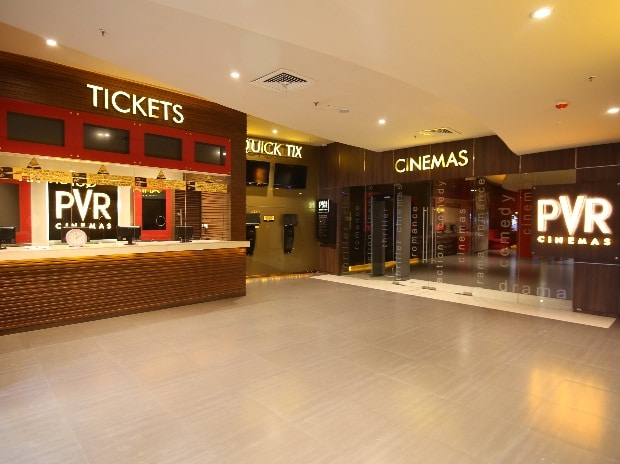 PVR movie hall