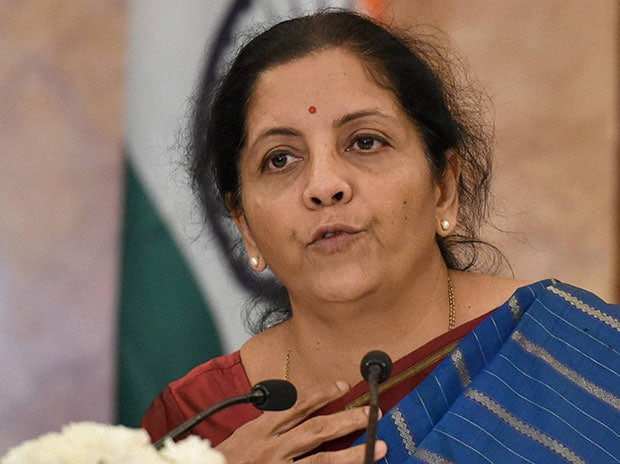 Commerce and Industry Minister Nirmala Sitharaman. Photo: PTI