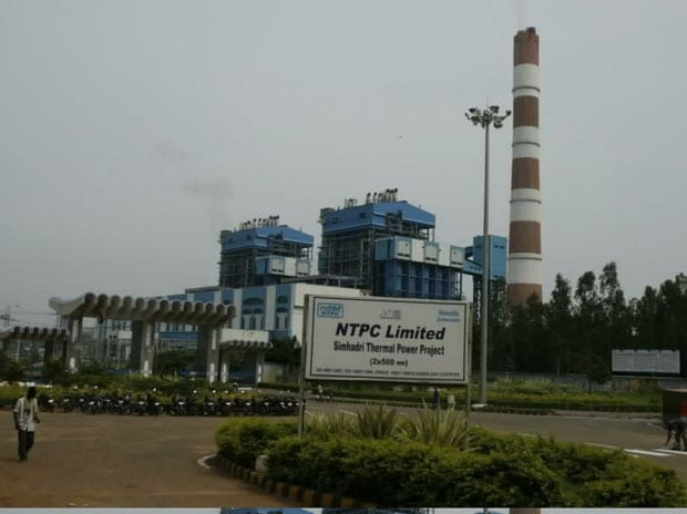 NTPC Q1 net profit up 12%