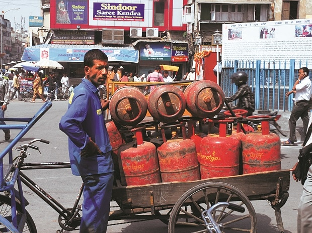 Representative image of LPG