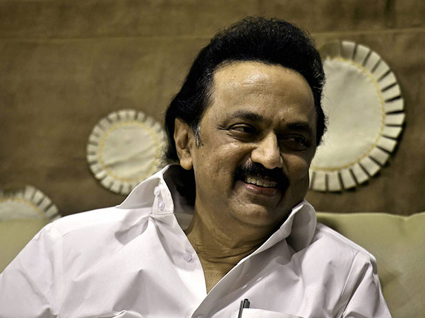 DMK Working President MK Stalin. Photo: PTI