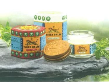 Tiger Balm products