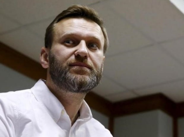 Russian anti-corruption campaigner and opposition figure Alexei Navalny attends a hearing at the Moscow City Court in Moscow, Russia. (Photo: Reuters)