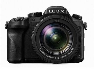 Panasonic camera, Panasonic, 4k camera, LUMIX FZ2500, DSLR