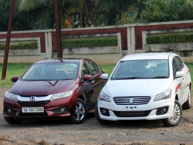 honda, maruti, car