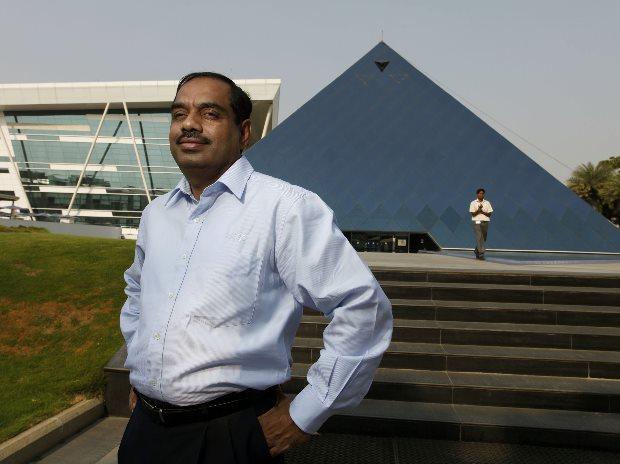 Infosys' ex-CFO V Balakrishnan