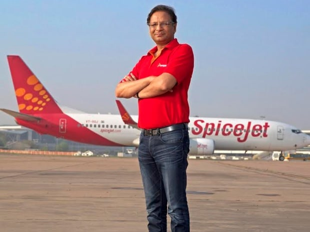 Chairman and Managing Director Ajay Singh, ...