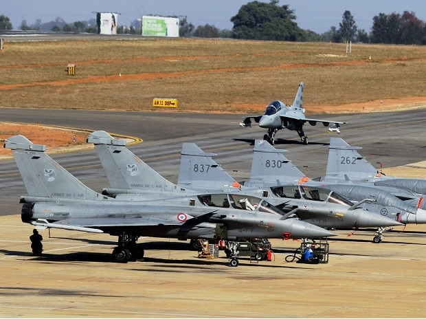 Aero India 2017: Catch the Rafale, Tejas, home-built AEWC in