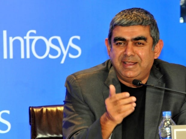 Indian IT not dependent on H-1B, says Vishal Sikka