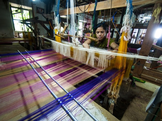 weave, saree, weaving, garments, clothes