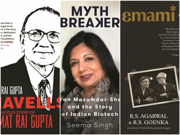 Corporate biographies